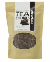 Tea cookie packaging bag / kraft paper bag / stand up zipper bag