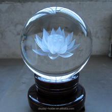 Very good islamic crystal hand trophy globe shape best seller in Dubai middle east