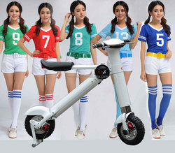wholesale of ET. folding electric bike for girls lithium battery 350w 48v
