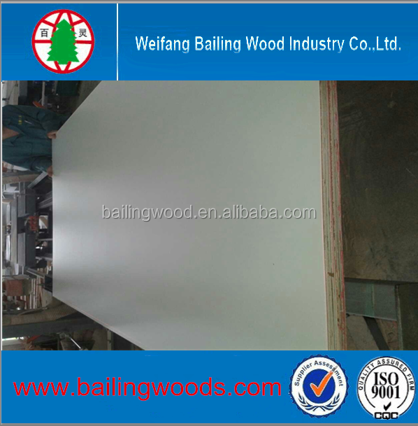 11mm WBP glue mixed core HPL plywood for Indain market