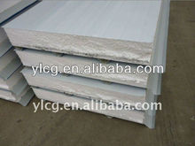 mobile home insulated ceiling panel /steel roofing panels/ modern construction materials