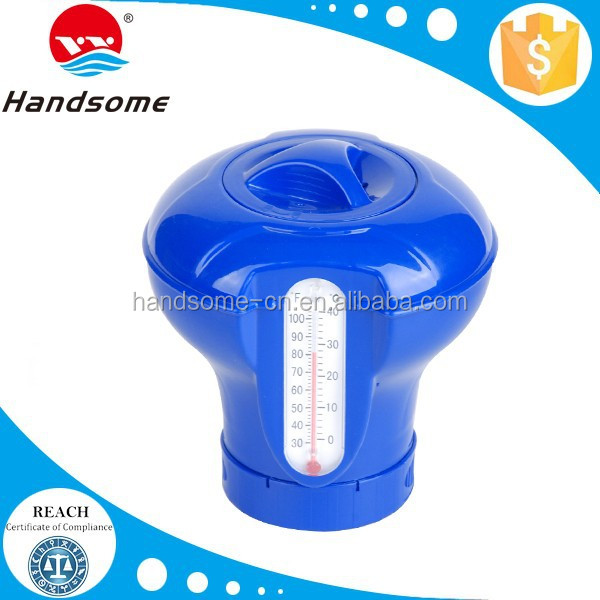 Popular style swimming pool supplies floating dispenser