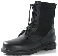 China XINXING Full grain leather combat military boots