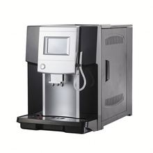 Ningbo factory color screen espresso coffee maker for horeca