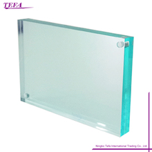 Hot Sale Clear Acrylic Picture Frames Wall Mount