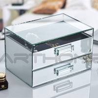 Complete In Specifications Glass Jewelry Box Inserts