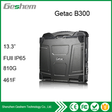 2016 hot sale Made in Taiwan Getac B300 X500 rugged Notebook with 8GB RAM support window 7 and 8
