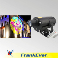 IP65 outdoor Popular LED Advertising Display wall sign logo projectors 40W