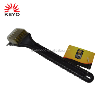 KEYO portable barbecue Accessories bbq grill cleaning brush