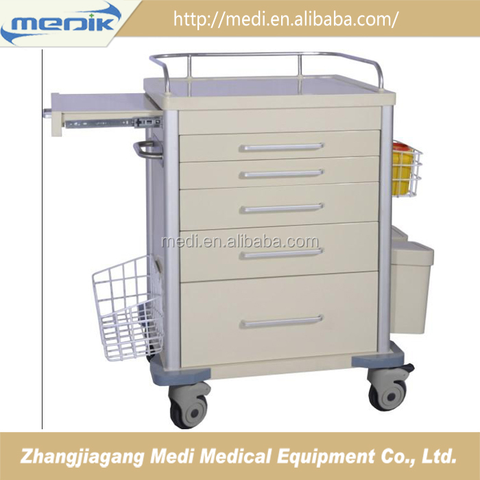 Gold supplier China medical rolling carts