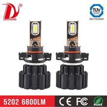 CANBUS error free LED bulbs P9 h4 h7 h8 hb3 hb4 5202 9012 car headlight