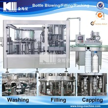 8000 BPH Water Production Line / Processing Equipment