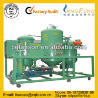 Decoloring Transmission oil purifier/ Hydraulic oil filtering/ Lubricating oil treatment