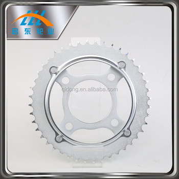 motorcycle sprocket roller chain