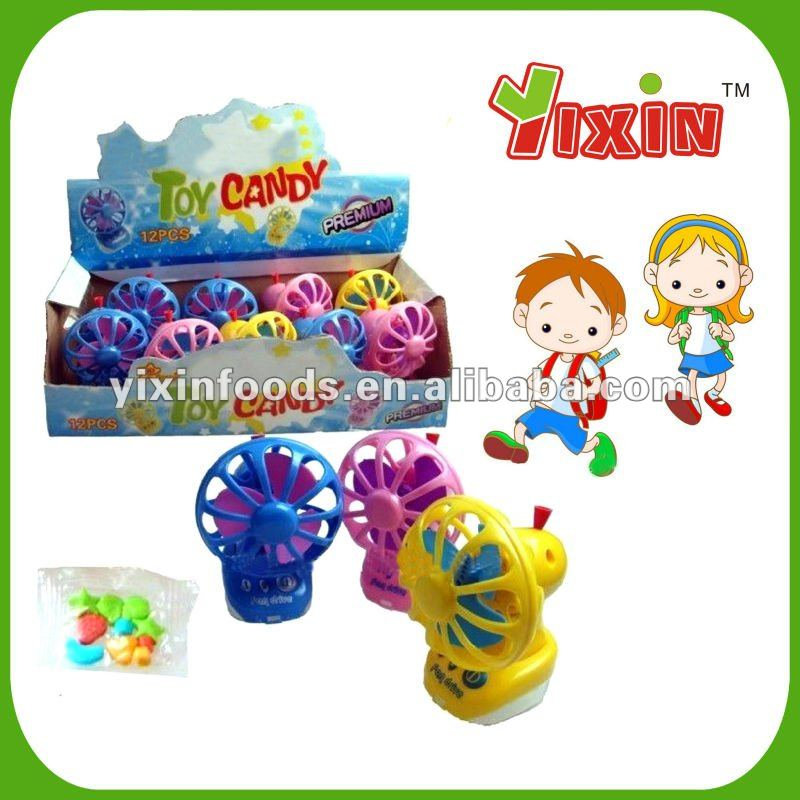 Fan Toy Candy