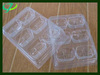 custom USB clear plastic clamshell packaging,blister card packaging