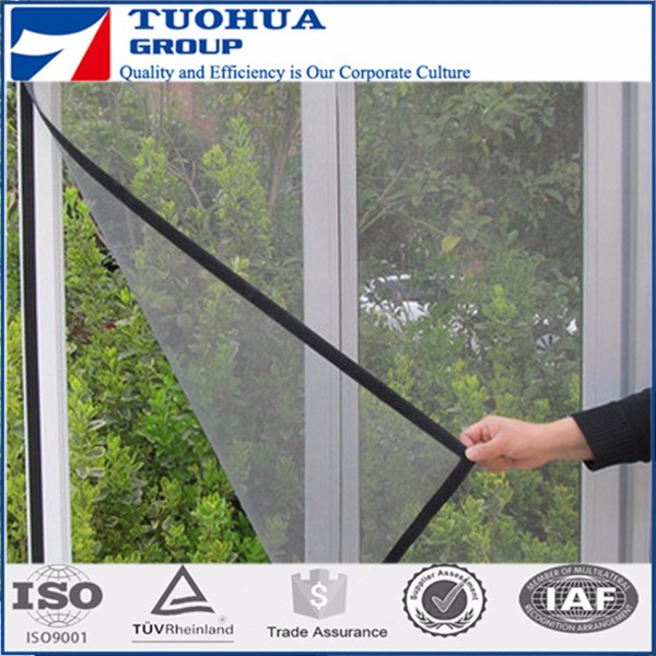 16*16 Fiberglass Anti Insect Anti Fly Screen For Window