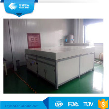 Keyland semi automatic Solar Panel Plant encapsulation machine semi solar pv module laminator