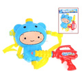 lovely cartoon backpack pattern wholesale china toy gun for kids