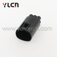 male 6-pin electric connector plug