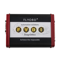 Best Price With Fast Shipment FVDI ABRITES Commander for Ford Canbus V4.9 Software USB Dongle Multi-Languages