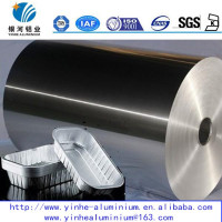 High quality aluminum foil container for foods