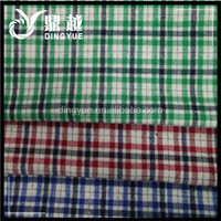 21s Flannel Twill Shirt Fabric For Shirt fabric Factory Direct Sale