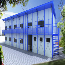 custom design low cost 2 bedroom modular homes ready made house in india