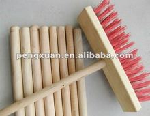 2017 New low price Italian thread stick wood for Cleaning tool