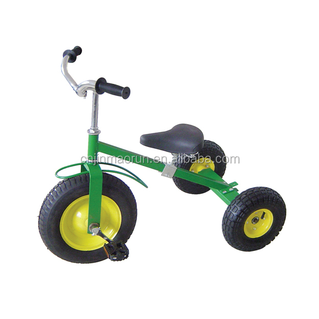 kids tricycle with pedals and three wheels TC1803