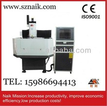 China long life cnc router METAL engraving machine price for making shoe mould high precision 6060B