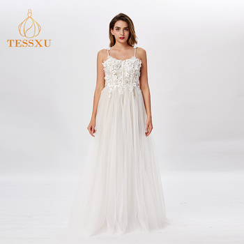 Istanbul Ladies Sparkling Women Sleeveless White Evening Dresses Party Wear Gown Sexie Formal Wear