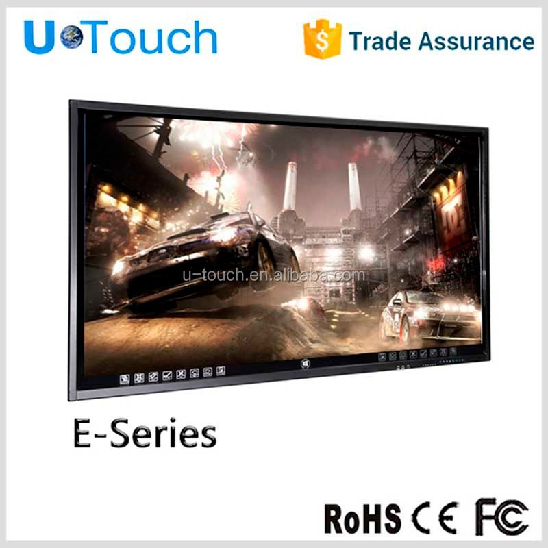 2015 Newest! 3D LED TV With Built-in PC Samsung Touch Screen Smart Board