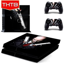 High quality removable skin sticker for ps4 console controller decal