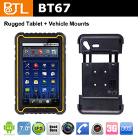 BATL BT67 SWT0824 vehicle-mounted tablet pc support rugged tablet with android 3g wifi