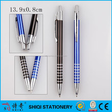 Promotional Custom Logo Projector Printed Cheap Anodizing Aluminium Pens