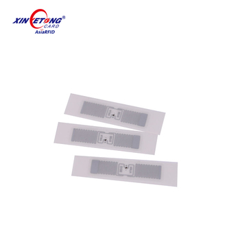 Long Range UHF RFID Tag Alien-H3 Wet Inlay Passive RFID Blank Label