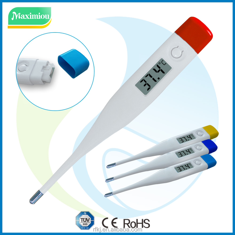 Family health care plastic high accuracy digital clinical thermometer