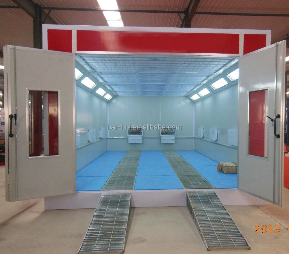 Factory price spray booths type spray booth