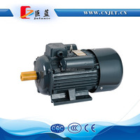 3kw 4hp single phase motor for 400mm cut off machine for J3G-400