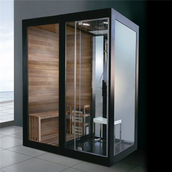Monalisa luxury design steam sauna shower combine cabinet room M-8287