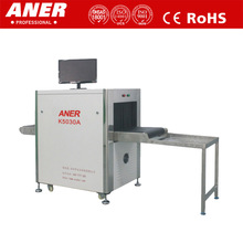 China Manufacturer International Level Security Check Equipment X ray Baggage Scanner For Hotel Use