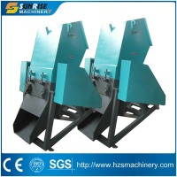 Hot sale waste plastic PET bottle crusher & Small plastic bottle crusher