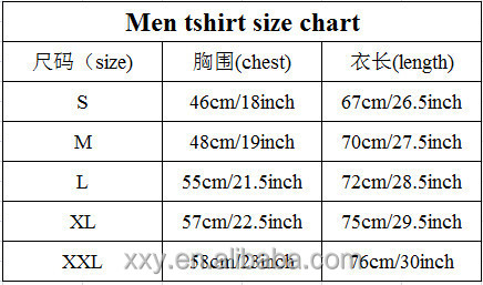 Trendy urban wholesale custom mens clothing silk screen printing cotton t shirt