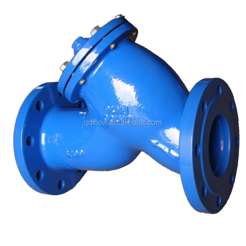 DIN DUCTILE IRON WATER FILTER