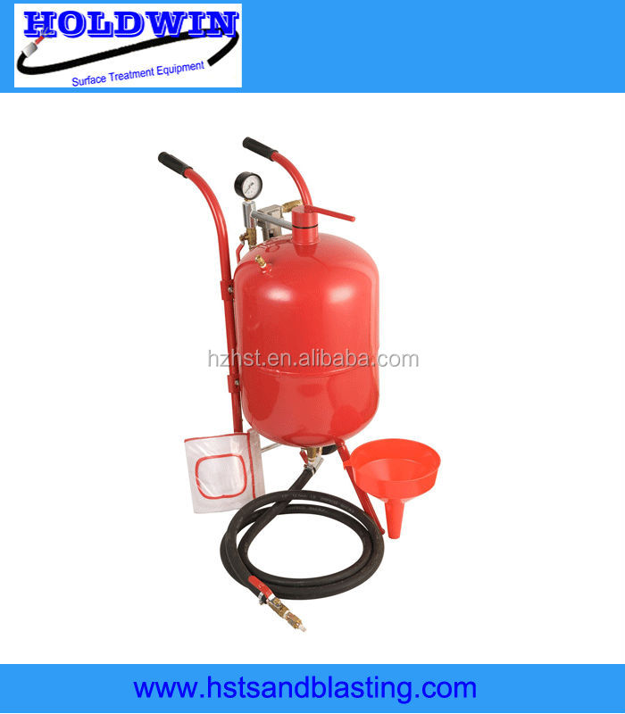 convenient mini sandblasting machine