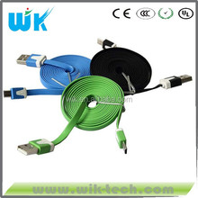 wik factory High quality lighting USB data cable driver for iPhone 5