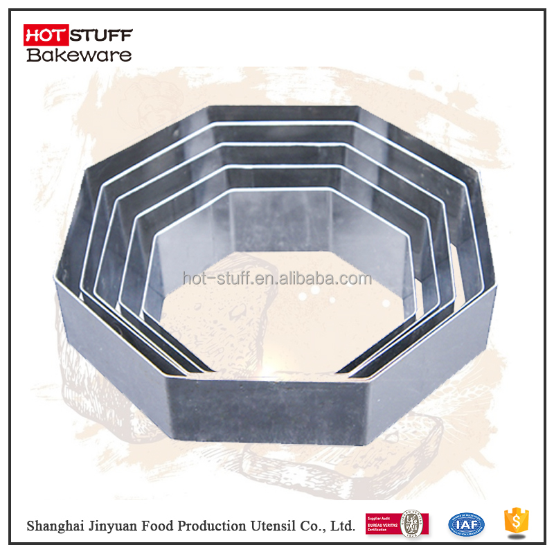 Hot sale stainless steel mousse cake ring mould