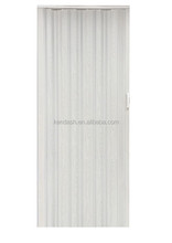 pvc door panel plastic toilet doors PVC folding door