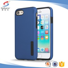 Popular style TPU+PC for iphone 7 case cover